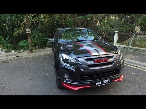 2018 Isuzu D-Max X-Series Limited Edition Full In Depth Review | Evomalaysia.com