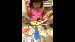 栢嘉兒童發展素材中心主辦﹣模範親子英語時間影片比賽﹣Jenevie To