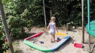 VIDEO FOR KIDS -playing In A Sandbox