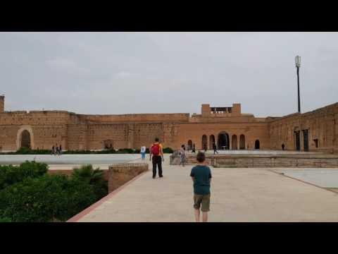 Call to Prayer at El Badi Palace