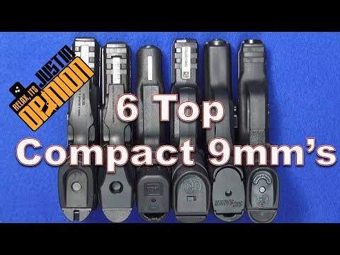 6 Top 9mm Compacts