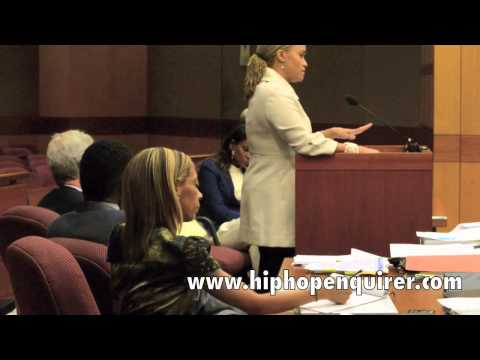 Exclusive: Lisa West Closing arguments in Raymond v. Raymond Part 5