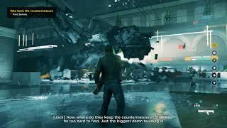 Quantum Break PC Gameplay