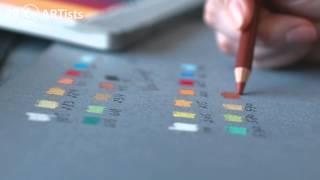 Бумага PastellFix и выкраски от PRoArtists.ru
