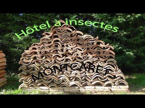 hotels insectes montcaret youtube. Black Bedroom Furniture Sets. Home Design Ideas