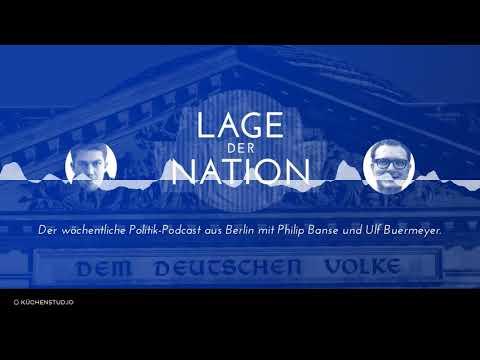 LdN078 Brexit, SPD Parteitag, GroKo, Trump, Breitscheidplatz, Hänle