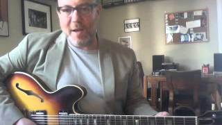 50 Low-Down Rhythm Licks - #3 Soul Man - Guitar Lesson - Adam Levy