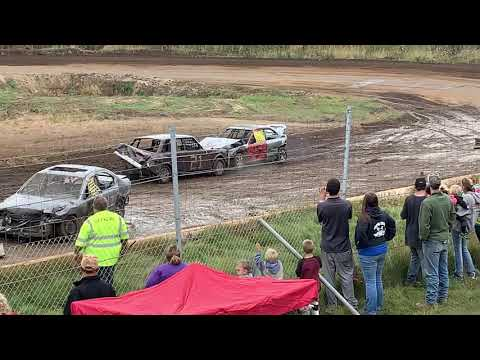 Labor Day Demolition Derby 2019 Capitol Speedway Willow Alaska