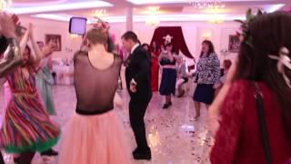 Карнавал на свадьбе 12.12.15 arthall.od.ua