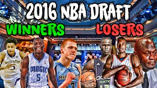 BIGGEST WINNERS AND LOSERS IN THE 2016 NBA DRAFT!