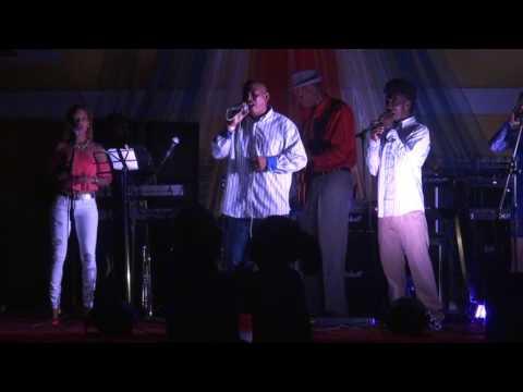 New Sensation Band  lord Laro & Lord Rhaburn Concert 2016