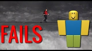 ROBLOX OOF FAILS COMPILATION 2017