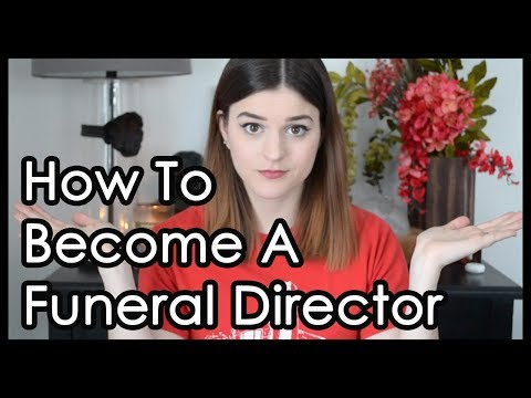 How To Become A Funeral Director | Little Miss Funeral