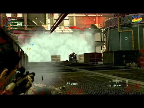 Video Análisis: SOCOM 4 [HD]