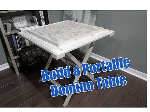 EP06 Domino Table Build pt. 1