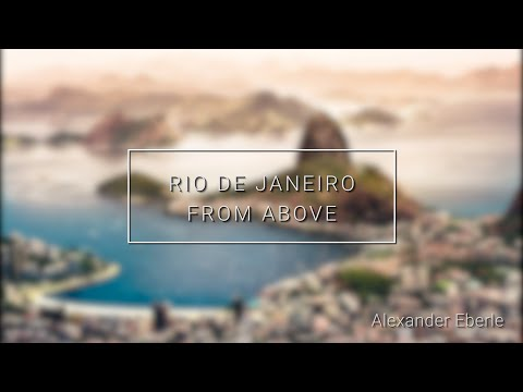 Фото RIO DE JANEIRO from above | DJI Phantom 3 Professional [4K]