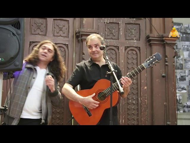En Directe (8): Moi Rojo  a la capella de la Misericordia okupada i expo Vaga de la Canadenca