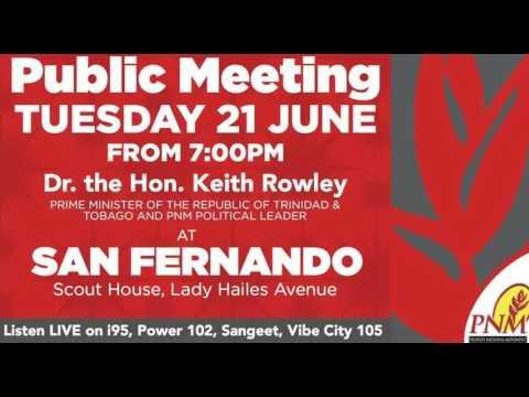 PNM Meeting 21 June 2016