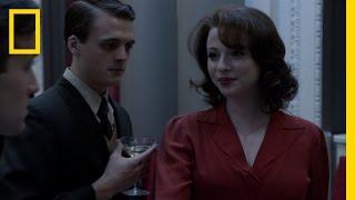Michelle Trachtenberg on Playing Marina | Killing Kennedy