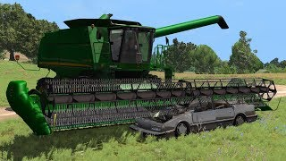 Farming Accidents | BeamNG.drive