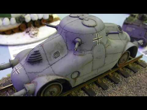 Squadron ScaleWorkshop No.140 - 2017 Melbourne Model Expo Military Models in Competition