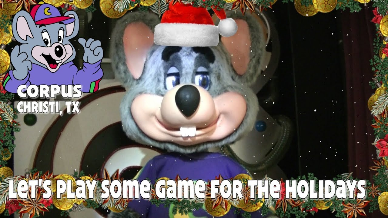 Let S Play Some Games Chuck E Cheese S Corpus Christi Tx Youtube