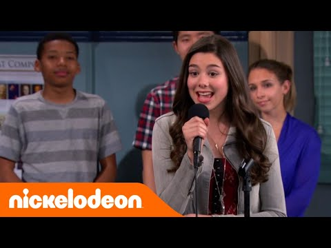 I Thunderman | Phoebe canta Kind of World | Nickelodeon Italia