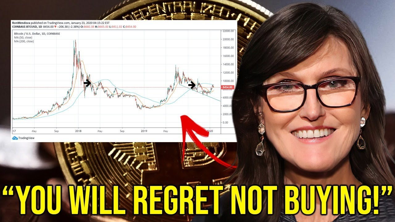What NOBODY Understands About the Current Bitcoin Crash - Cathie Wood   Bitcoin Price Prediction