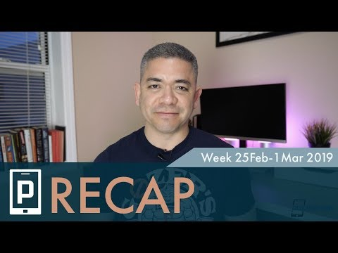 Huawei Mate X announcement, Huawei P30 Pro leaks & more - Pocketnow Daily Recap