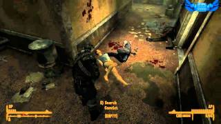 Fallout New Vegas PC Gameplay Part 3 Ultra High Settings 720p HD