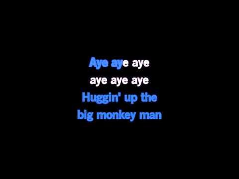 monkey man karaoke