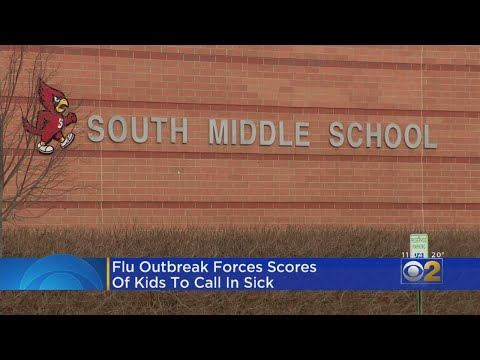 Mick Lee - 200 Kids Call In Sick From the Flu At Arlington Heights Middle School
