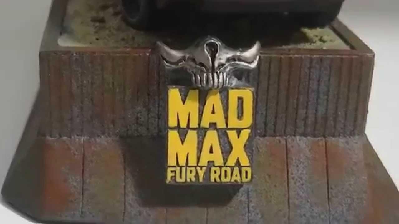 Max Fury L'édition Interceptor RoadDéballage Mad Limitée De 5LA34Rj