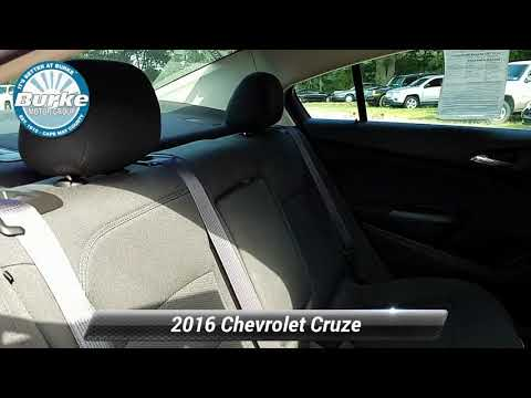 Used 2016 Chevrolet Cruze LT, Cape May Court House, NJ 10457P