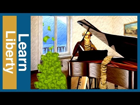 Can Artists Make Money Without Copyrights? - LearnLiberty