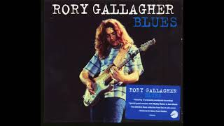Rory Gallagher - Bullfrog Blues  (WNCR Cleveland Radio Session 1973 )