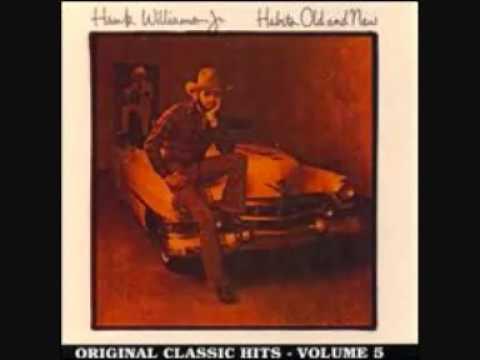 Hank Williams Jr - The Blues Man