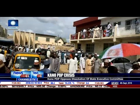 Kano PDP Members Oppose Dissolution Of State Exco