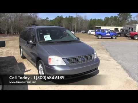 2004 FORD FREESTAR SEL Review  Charleston Van Videos  For Sale