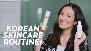 My Korean Skincare Routine for Nighttime! | #SKINCARE