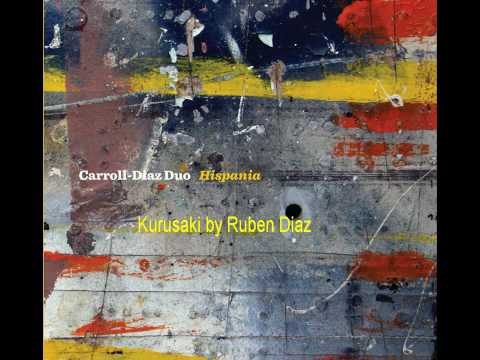 Ruben Diaz new album ¨Hispania¨ 2010 -preview- ¨Kurusaki¨  Track 3
