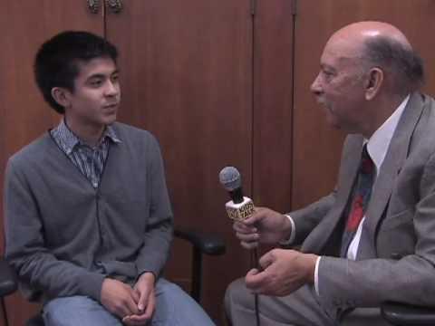 Jonathan Lugo Torres (Kids Talk Radio Reporter on ...