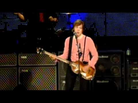 Paul McCartney - The Night Before (2012 05 10 - Zócalo DF México) (7/38)