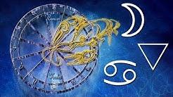 ♋ Horoskooppimeditaatio - Rapu