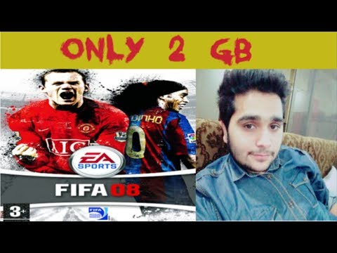 Download Fifa 08 Free For PC - Game Full Version Working