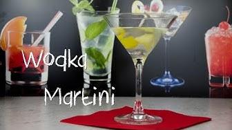 Wodka Martini - Der Cocktail-Klassiker mit Wodka