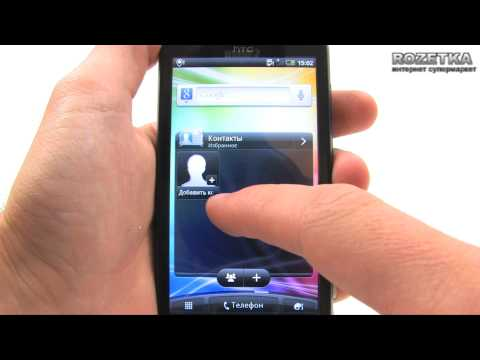 3D-смартфон HTC Evo 3D