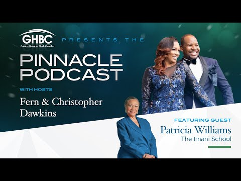 Pinnacle Podcast Episode 1: Patricia Williams of the Imani School