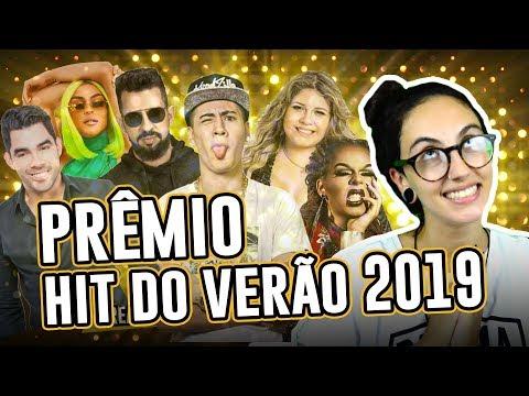 PRÊMIO: HIT E VIRAL VERÃO 2019 - Premiação Luma Show Awards pré-carnaval