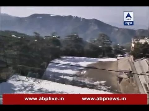 Ground Report: Heavy snowfall predicted in Shimla on January 15 & 16